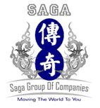Saga forwarding china logo