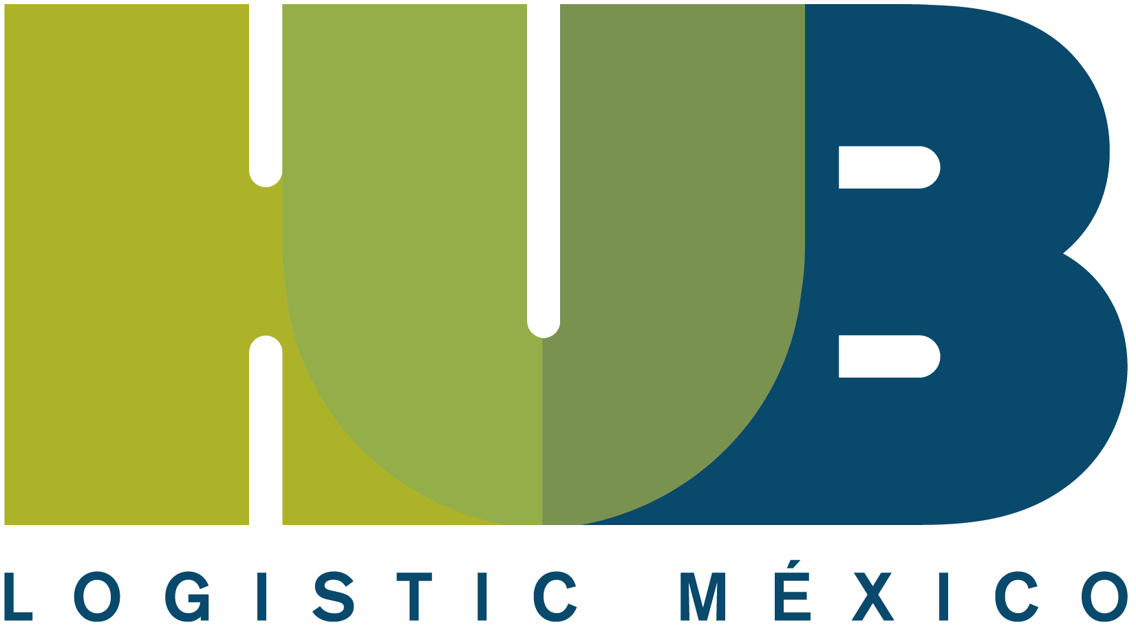 Hub logistic mexico logo