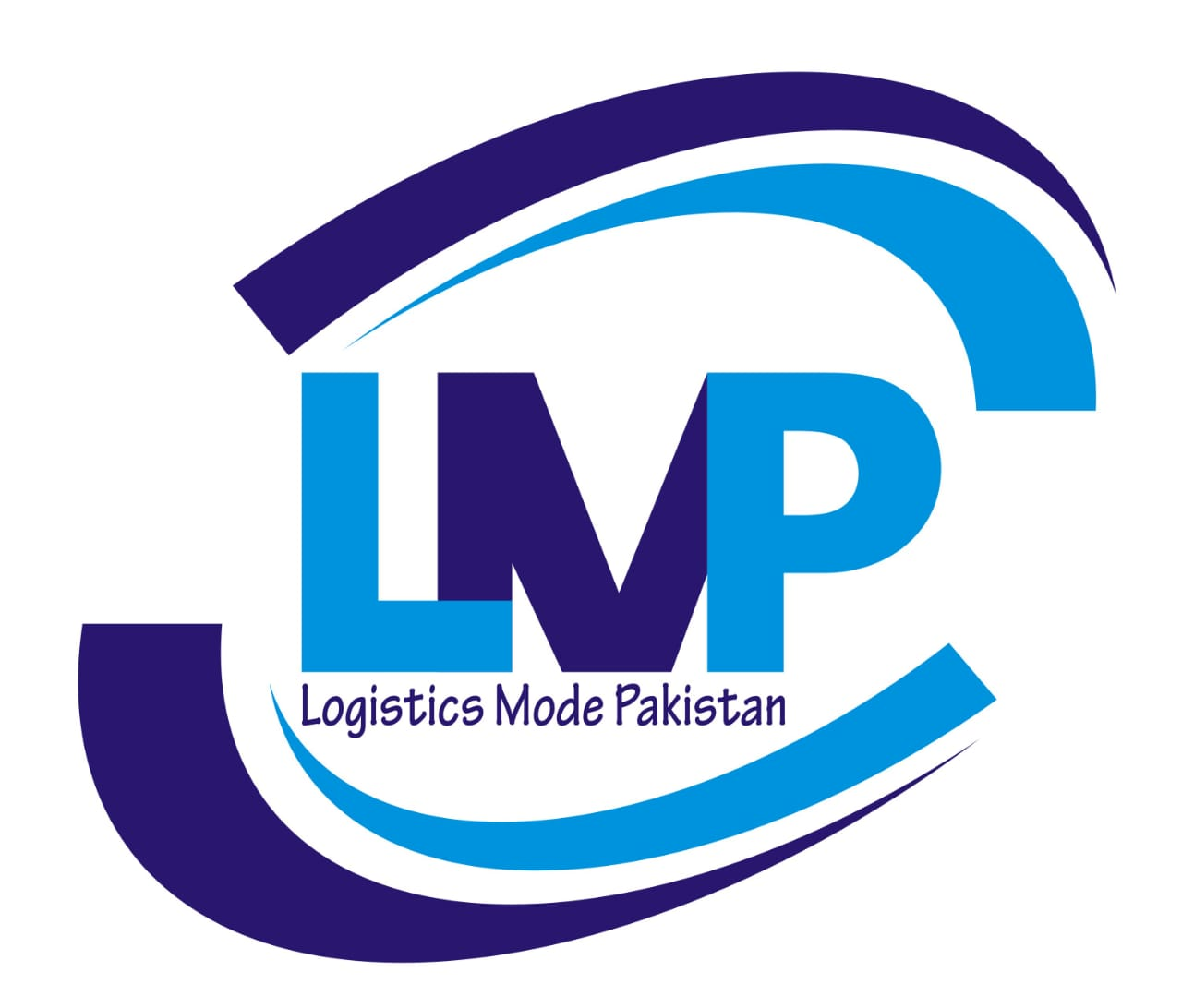 Logistics mode logo